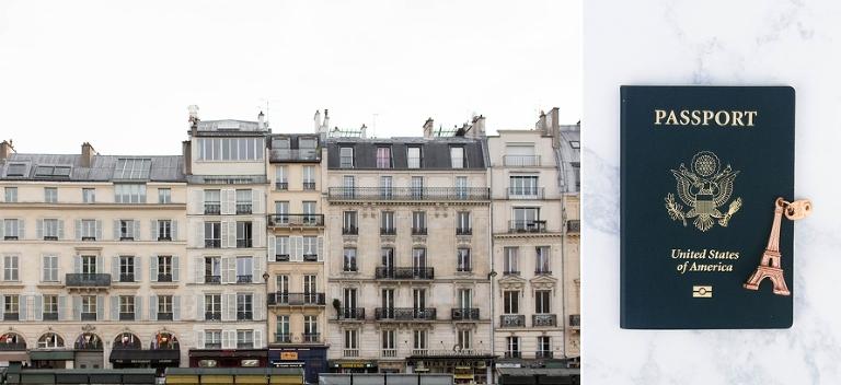 Notre Dame Seine riverside Paris