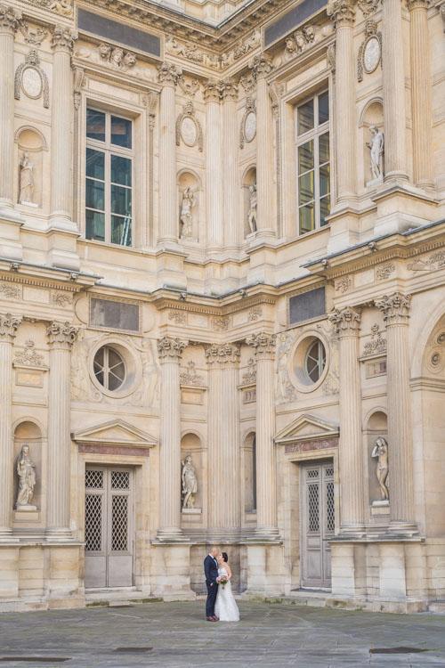 places elope paris classic typical architecture
