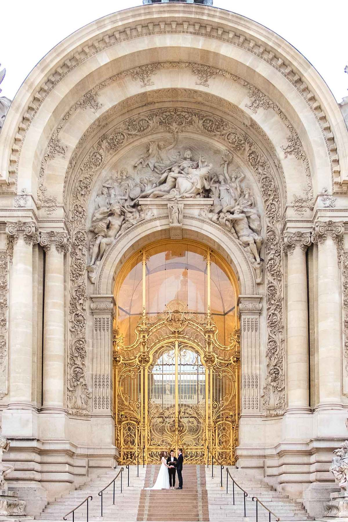 golden gate elopement