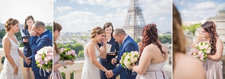 renew weding vows in Paris
