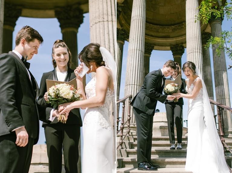 Vows female wedding led relationship Female Led