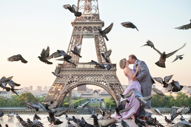 5 Paris vow renewal ideas