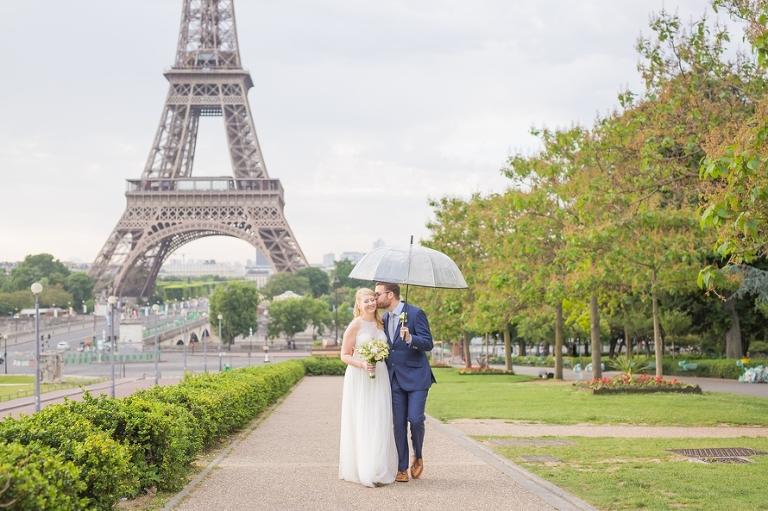 outdoor elopement paris