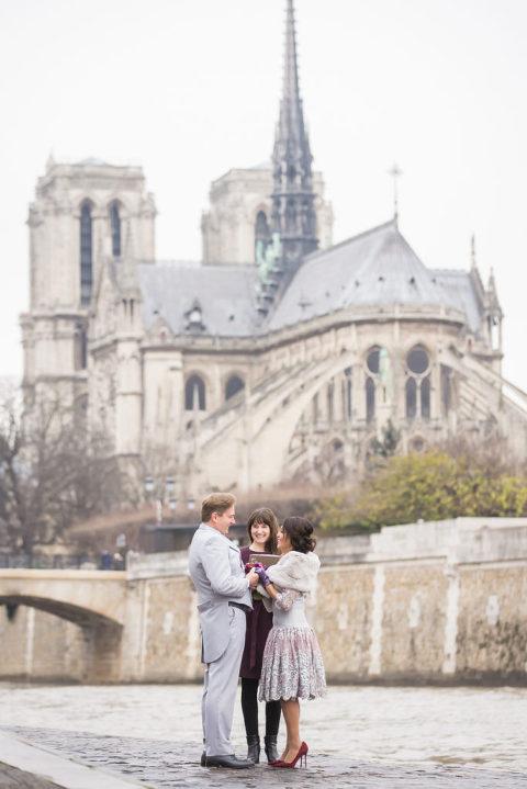 Paris vow renewal packages