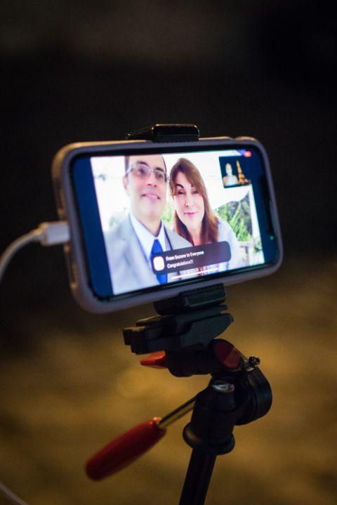 online wedding bride grrom